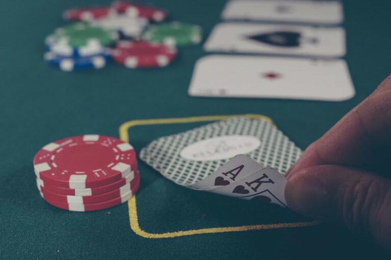 Casinoer rykker online
