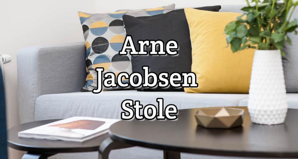 Arne Jacobsen stole – købsguide 2018