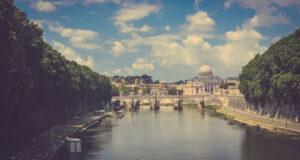 Billigt hotel i Rom