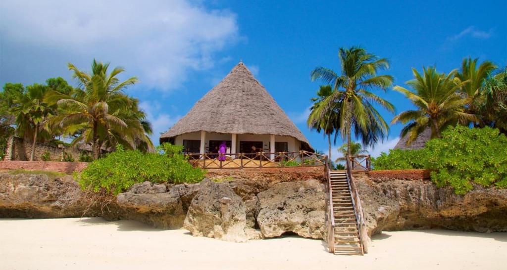 Hvordan finder du et billigt hotel på Zanzibar?