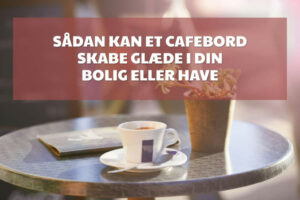 Cafebord