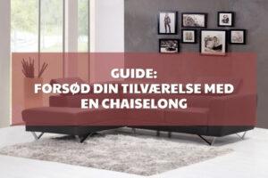Chaiselong