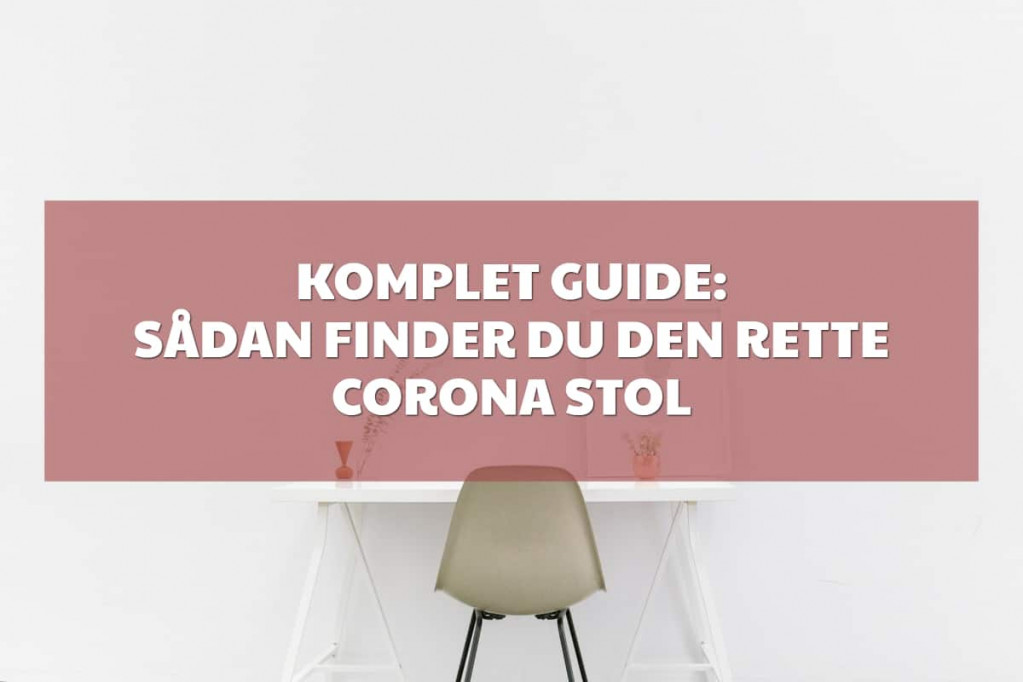 Corona stol