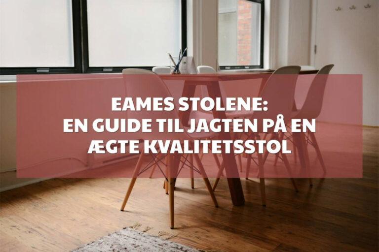 eames stol