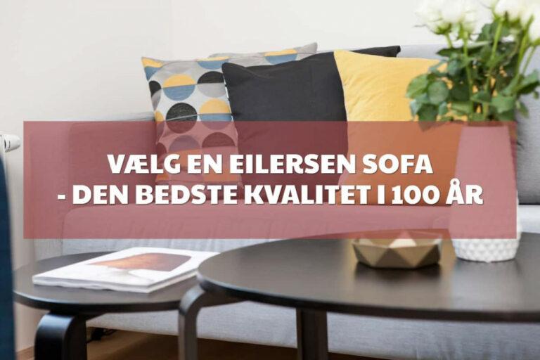 Eilersen Sofa