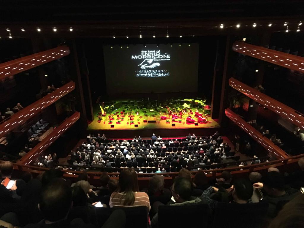 Anmeldelse: Ennio Morricone Tribute Koncert i Operaen