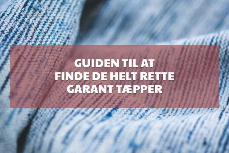 Garant Tæpper