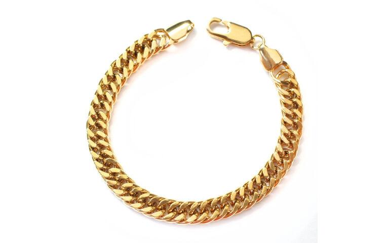 Guldarmbånd