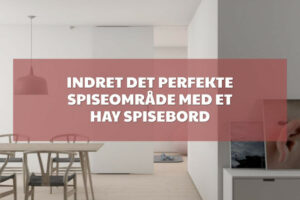 Hay Spisebord