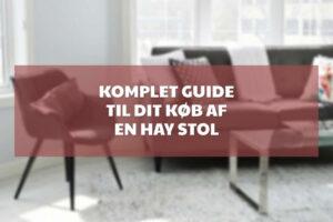 Hay Stol