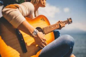 Lær at spille guitar - nemt og hurtigt