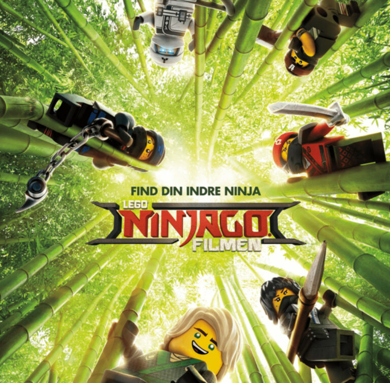 Lego Ninjago Filmen Anmeldelse - et klodset forsøg
