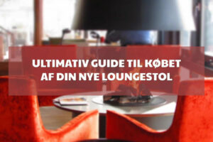 Loungestol
