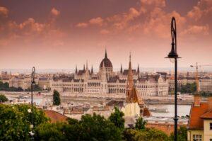 Oplev skønne Budapest i foråret