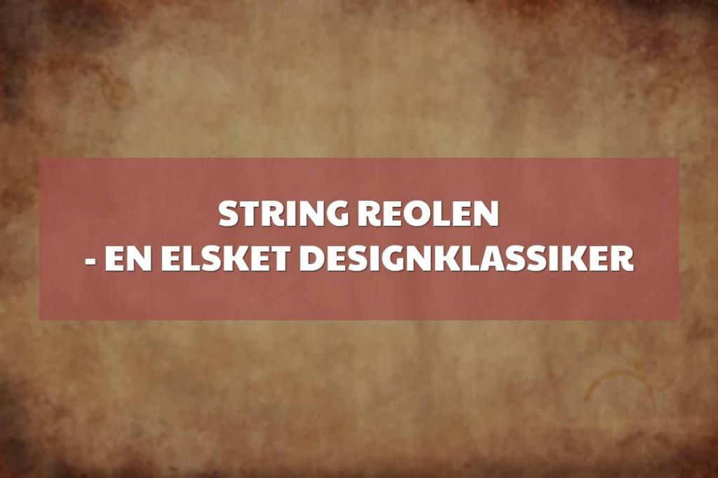 string reol