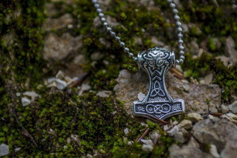 Thors Hammer Smykke