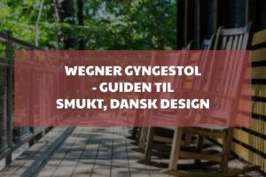 Wegner Gyngestol